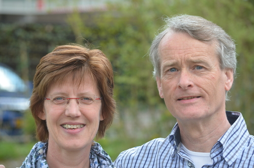 Ben en Carole van der Kolk